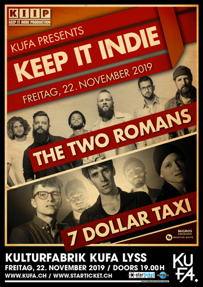The two Romans & 7 Dollar Taxi