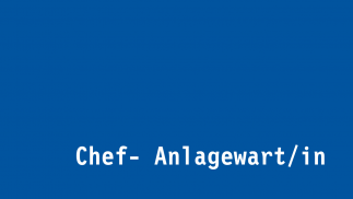 Chef-Anlagewart/in