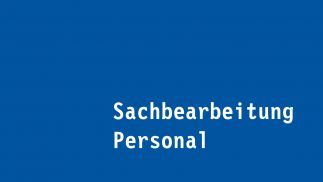 Sachbearbeitung Personal